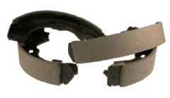 Genuine Volvo XC90 (03-14) Hand Brake Shoes